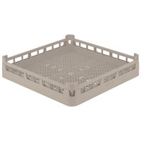 Vollrath 52671 Signature Full-Size Beige Flatware Rack