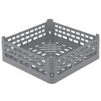 Vollrath 52681 Signature Full-Size Gray 6 7/8 inch Tall Open Rack