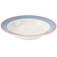 Homer Laughlin 2538084 Imperia 12.75 oz. Rolled Edge Soup Bowl - 24/Case