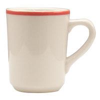 Homer Laughlin 1308072 Sovona 8.25 oz. Denver Mug - 36/Case