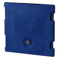 Cambro 6318186 Navy Blue Camcarrier Replacement Door with Gasket and Vent Cap