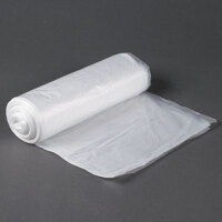 56 Gallon 22 Micron 43 inch x 48 inch Olympian High Density Can Liner / Trash Bag - 150 / Case