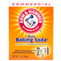Arm & Hammer 1 lb. Baking Soda - 24 / Case