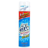 OxiClean 6.2 oz. Max Force Gel Stain Remover Stick - 12/Case