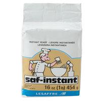 Lesaffre SAF-Instant 1 lb. Vacuum Packed Yeast