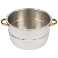 Replacement 14 Qt. Food Pan for Choice Deluxe Round Soup Chafer