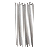 Vollrath 5237200 Screw Set for XXXX-Tall Glass Racks - 16/Pack