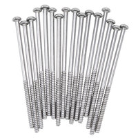 Vollrath 5236200 Screw Set for X-Tall Glass Racks - 16/Pack