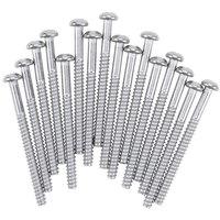 Vollrath 5235800 Screw for Medium Glass Racks - 16/Pack