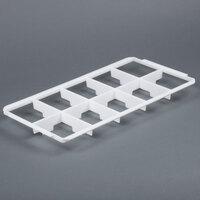 Vollrath 5231110 Signature Half-Size 10 Compartment Glass Rack Trim Divider