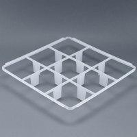 Vollrath 5230580 Signature Full-Size 9 Compartment Glass Rack Divider