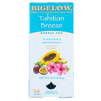 Bigelow Tahitian Breeze Herb Tea - 28/Box