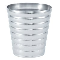 Vollrath 46609 7 1/2 inch Stainless Steel Beehive Wine Bucket