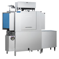 Jackson AJ-44 Single Tank High Temperature Conveyor Dishmachine - Right to Left, 230V, 3 Phase