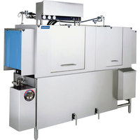 Jackson AJX-90 Single Tank High Temperature Conveyor Dish Machine - Left to Right