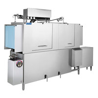 Jackson AJ-80 Single Tank Low temperature Conveyor Dishmachine - Left to Right