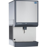Follett 50CI425A-LI Symphony Countertop Air Cooled Ice Maker / Dispenser - 50 lb.