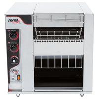 APW Wyott BT-15-2 BagelMaster Conveyor Toaster with 2 inch Opening - 208V