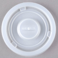Dinex DX11808714 Classic Translucent Disposable Lid for 8 to 12 oz. Cambro, Carlisle, and GET Tumblers - 1000/Case