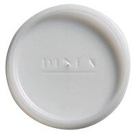 Dinex DX11928714 Translucent Disposable Lid for Carlisle 5501 Stackable 5 oz. Tumbler, Cambro 500P 5.2 oz. Tumbler, Cambro 500CW 5.4 oz. Tumbler, and Dinex DX1192 6 oz. Juice Cup  - 1000 / Case