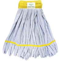 Unger ST45Y 16 oz. Yellow Heavy Duty Microfiber String Mop Head
