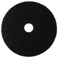 Scrubble by ACS 72-20 Type 72 20 inch Black Stripping Floor Pad
