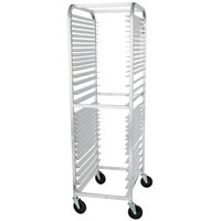 Advance Tabco PR30-2W 30 Pan End Load Bun / Sheet Pan Rack - Assembled