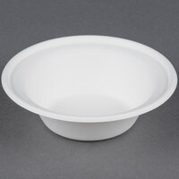 EcoChoice Biodegradable, Compostable Sugarcane / Bagasse 12 oz. Bowl - 125 / Pack