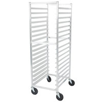 Lakeside 8522 Roll In Cooler Rack with Angle Ledges - 18 Pan Capacity