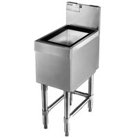 Eagle Group B24IC-19 Spec-Bar 19 inch x 24 inch Stainless Steel Ice Chest