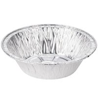 Baker's Mark 5 3/4 inch x 1 1/2 inch Deep Foil Pot Pie Pan - 1000/Case