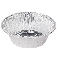 Baker's Mark 6 inch x 1 13/16 inch Extra Deep Foil Pie Pan - 1000 / Case