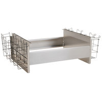 Eagle Group BR8-24-24 Spec-Bar® 8 Bottle Rack with Divider Walls for 24 inch x 24 inch Ice Chests