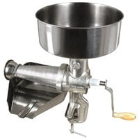 Continuous Feed Manual Tomato Food Mill