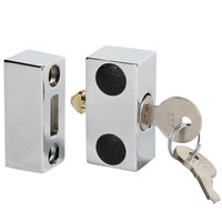 Beverage Air 401-226A Lock and (2) Keys for Select Back Bar Refrigerators, Kegerators, and Milk Coolers