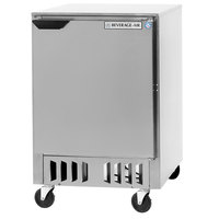 Beverage Air WTF24A-FB 24 inch Undercounter Freezer - 5 Cu. Ft.
