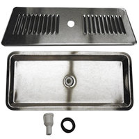 True 873112 Beer Dispenser Spill Grate Kit