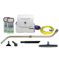 ProTeam 107328 Super HalfVac Pro with Xover Performance Tool Kit C - 120V