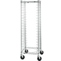 Metro RE1 38 Pan End Load Bun / Sheet Pan Rack - Unassembled