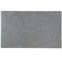 Vollrath 8240024 Miramar Gray Granite Resin Template