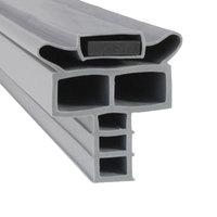 Randell INGSK1070 Equivalent Magnetic Drawer Gasket - 7 5/16 inch x 24 7/8 inch