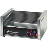 Star Grill-Max Pro 50ST 50 Hot Dog Roller Grill with Analog Controls and StalTek Non-Stick Rollers