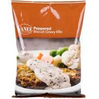 Vanee 1647 24 oz. Bag Peppered Biscuit Gravy Mix - 6/Case