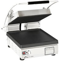 Star PST28I Pro-Max® 2.0 Dual 28 inch Panini Grill with Smooth Cast Iron Plates - Dial Controls