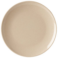 GET BAM-12075 BambooMel 10 1/2 inch Round Plate - 12/Case