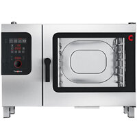 Cleveland Convotherm C4ED6.20GS Boilerless Gas Combi Oven with easyDial Controls - 68,200 BTU