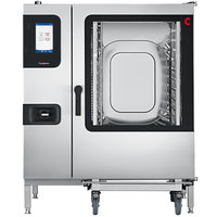Cleveland Convotherm C4ET12.20GS Full Size Roll-In Boilerless Gas Combi Oven with easyTouch Controls - 109,200 BTU