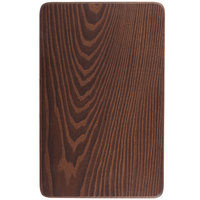 American Metalcraft AWB1016 10 inch x 16 inch Ash Wood Serving Board