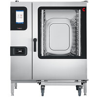 Cleveland Convotherm C4ET12.20GB Full Size Roll-In Gas Combi Oven with easyTouch Controls - 211,200 BTU