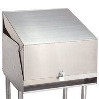 Advance Tabco LC-2124 Stainless Steel Liquor Display Rack Cover
